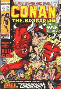 Conan the Barbarian #010