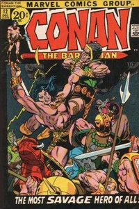 Conan the Barbarian #012