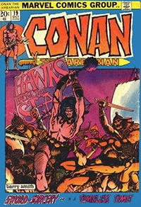 Conan the Barbarian #019
