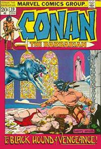 Conan the Barbarian #020