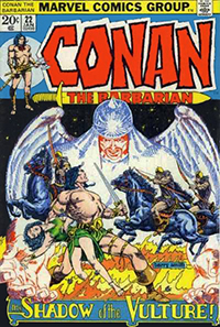 Conan the Barbarian #022