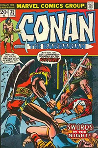 Conan the Barbarian #023
