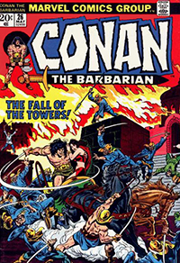 Conan the Barbarian #026