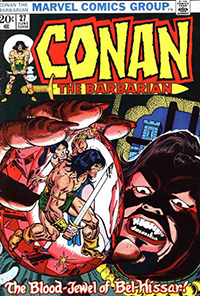 Conan the Barbarian #027