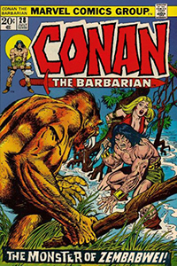 Conan the Barbarian #028