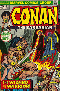 Conan the Barbarian #029