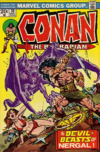 Conan the Barbarian #030