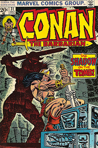 Conan the Barbarian #031q