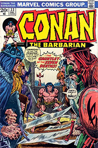 Conan the Barbarian #033