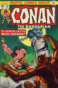 Conan the Barbarian #038
