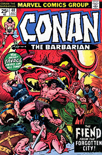 Conan the Barbarian #040