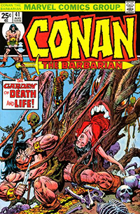 Conan the Barbarian #041