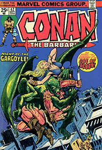 Conan the Barbarian #042