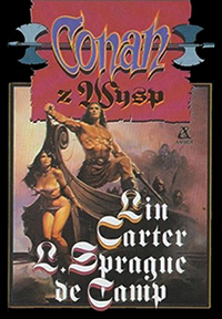 L. Sprague de Camp, Lin Carter: Conan z Wysp