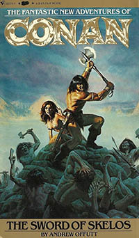 Andrew J. Offutt: Conan. The Sword of Skelos
