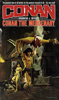 Andrew J. Offutt: Conan the Mercenary