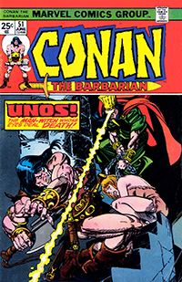 Conan the Barbarian #051