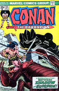 Conan the Barbarian #055