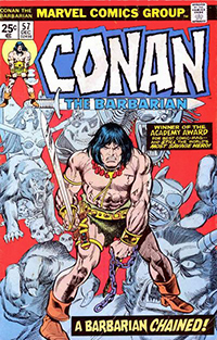 Conan the Barbarian #057