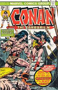 Conan the Barbarian #058