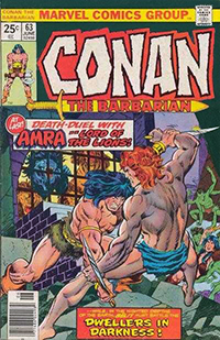 Conan the Barbarian #063