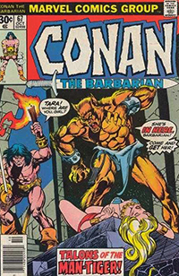 Conan the Barbarian #067