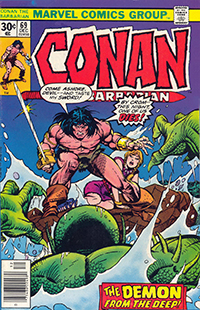 Conan the Barbarian #069