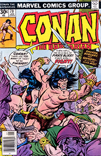 Conan the Barbarian #070