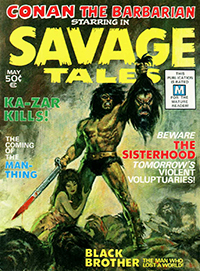 Savage Tales #1