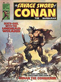 The Savage Sword of Conan the Barbarian #10