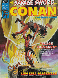 The Savage Sword of Conan the Barbarian #2