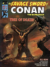 The Savage Sword of Conan the Barbarian #5
