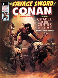 The Savage Sword of Conan the Barbarian #7