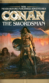 L. Sprague de Camp, Lin Carter, Björn Nyberg: Conan the Swordsman