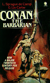 Lin Carter, L. Sprague de Camp, Catherine Crook de Camp: Conan the Barbarian