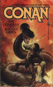 Roland J. Green: Conan the Guardian