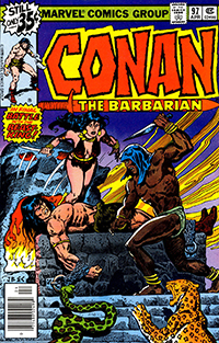 Conan the Barbarian #097