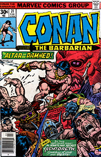 Conan the Barbarian #071