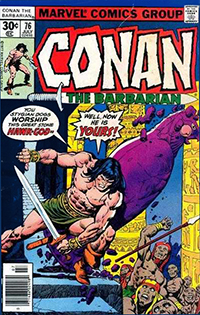 Conan the Barbarian #076