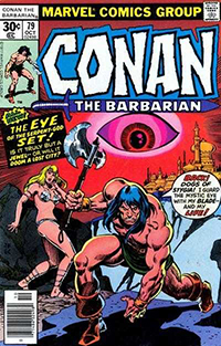 Conan the Barbarian #079