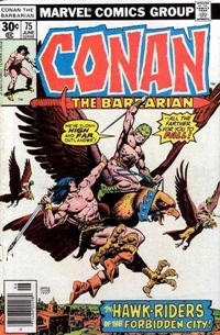 Conan the Barbarian #075
