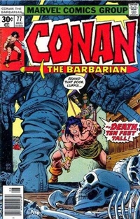 Conan the Barbarian #077