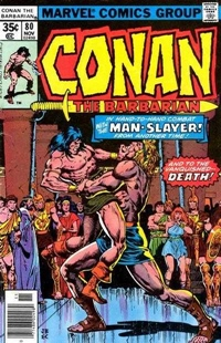 Conan the Barbarian #080