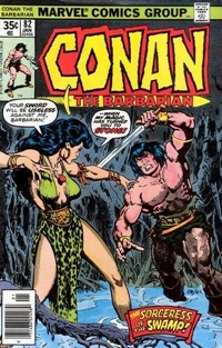 Conan the Barbarian #082