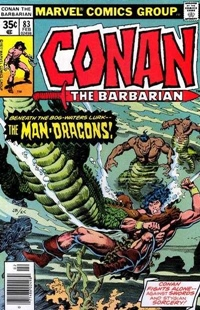 Conan the Barbarian #083