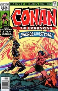 Conan the Barbarian #085
