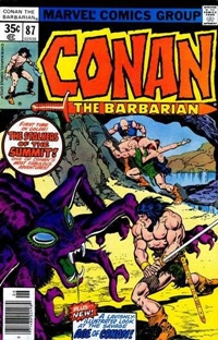 Conan the Barbarian #087