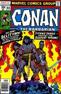 Conan the Barbarian #088