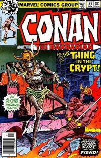 Conan the Barbarian #092