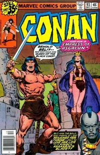 Conan the Barbarian #093